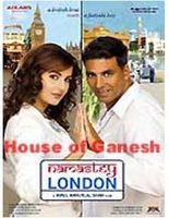 Namastey London DVD